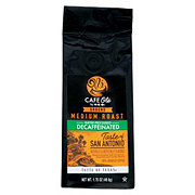 Cafe Ole by H-E-B Taste of San Antonio Decaf Medium Roast Coffee