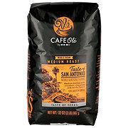Cafe Ole by H-E-B Taste of San Antonio Medium Roast Whole Bean Coffee