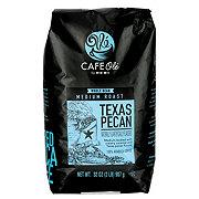Cafe Ole by H-E-B Texas Pecan Medium Roast Whole Bean Coffee