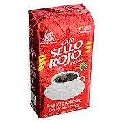Cafe Sello Rojo Medium Roast Premium Columbian Coffee