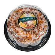 Cafe Valley Louisiana Crunch Glazed Bundt Cake