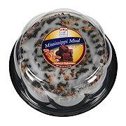 Cafe Valley Mississippi Mud Glazed Bundt Cake