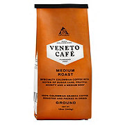 Cafe Veneto 100% Colombian Medium Roast Ground Coffee