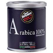 Caffe' Vergnano 1882 Medium Grind Arabica Espresso