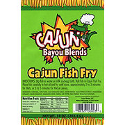 Cajun Bayou Blends Bayou Blends Cajun Fish Fry