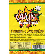Cajun Bayou Blends Bayou Blends Shrimp & Oyster Fry