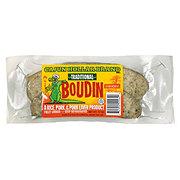 Cajun Hollar Boudin