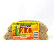 Cajun Hollar Creole Style Boudin