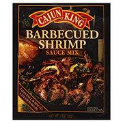 Cajun King Sauce Mix, Barbecued Shrimp