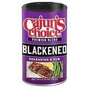 Cajun's Choice Louisiana Foods Blackened Seasoning