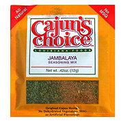 Cajun's Choice Louisiana Foods Jambalaya Seasoning Mix