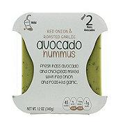 Calavo Red Onion & Roasted Garlic Avocado Hummus