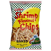 Calbee Baked Cool Spice Wasabi Shrimp Flavored Chips