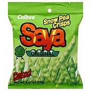 Calbee Baked Original Snow Pea Crisps