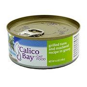 Calico Bay Tuna & Mackerel Recipe in Gravy Cat Food