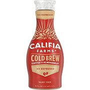 Califia Farms Cold Brew Coffee Double Espresso