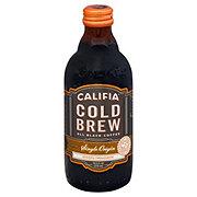 Califia Farms Cold Brew Single Origin