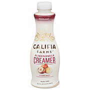 Califia Farms Hazelnut Almond Milk Liquid Coffee Creamer