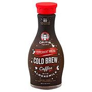 Califia Farms Peppermint Mocha Cold Brew Coffee