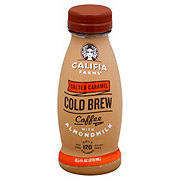 CALIFIA FARMS Salted Caramel Iced Coffee With Almond Milk