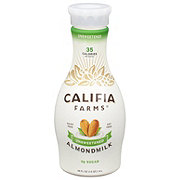 Califia Farms Unsweetened Pure Almond Milk