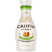Califia Farms Unsweetened Pure Almond Milk