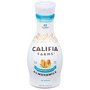 Califia Farms Unsweetened Vanilla Pure Almondmilk