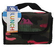 California Innovations Camo Pink Brown Lunch Tote, Assorted