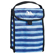 California Innovations Dots & Stripes Lunch Tote