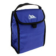 California Innovations Foldable Lunch Tote, Blue