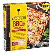 California Pizza Kitchen BBQ Chicken Recipe Pizza