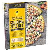 California Pizza Kitchen California Style BLT Thin Crust Pizza