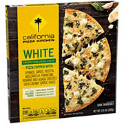California Pizza Kitchen Crispy Thin Crust White Pizza