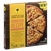 California Pizza Kitchen Hawaiian Recipe Thin Crust Pizza