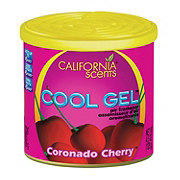 California Scents Cool Gel Coronado Cherry Air Freshener