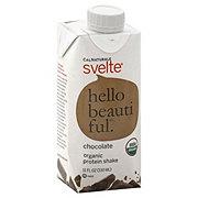 CalNaturale Svelte Chocolate Organic Protein Shake