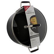 Calphalon Select Hard-Anodized Nonstick 7 QT Dutch Oven with Cover