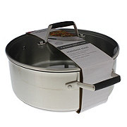 Calphalon Select Stainless Steel Dutch Oven