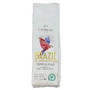 Cambraia Brazil Minas Mountain Blend Espresso Roast Whole Bean Coffee