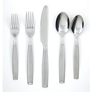 Cambridge Silversmiths Kiona Frost Flatware Set