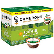 Cameron's Southern Breakfast Blend Light Roast Single Serve Coffee Pods