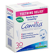 Camilia Boiron Teething Relief