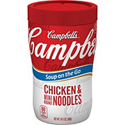 Campbell's Chicken & Mini Round Noodles Soup on the Go