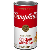 Campbell's Chicken and Rice Soup