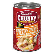 Campbell's Chunky Chipotle Chicken and Corn Chowder Soup