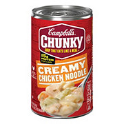 Campbell's Chunky Creamy Chicken Noodle