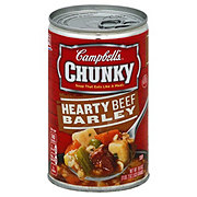 Campbell's Chunky Hearty Beef Barley Soup