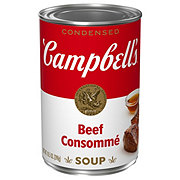 Campbell's Condensed Beef Consomme Soup