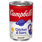Campbell's Condensed Chicken & Stars Soup
