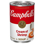 Campbell's Condensed Cream of Shrimp  Soup